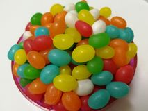 Jelly Bean Stock Foto's