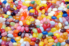 Free Jelly Bean Background Royalty Free Stock Photo - 6650535