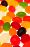 Jelly bean pattern Stock Photo