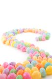 Jelly Bean Trail Stock Photo
