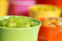 Jelly bean Stock Image