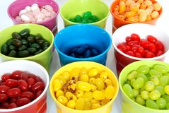Jelly bean Royalty Free Stock Photos