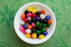 Jelly Beans Photographie stock libre de droits