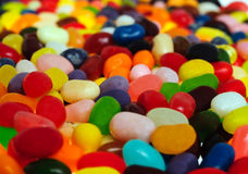 Jelly beans Stock Photo