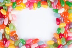 Jelly beans   Royalty Free Stock Photo