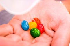 Jelly Beans imagem de stock
