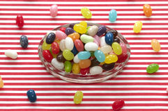 Jelly Beans stockbilder