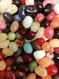 Jelly Beans Stock Foto's