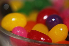 Jelly Beans Photos libres de droits