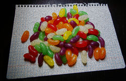 Jelly Beans Fotografia de Stock Royalty Free