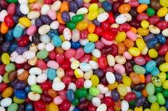 Jelly Beans Abstract colorée images libres de droits