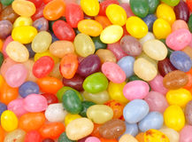 Jelly Beans Background Royalty Free Stock Photos