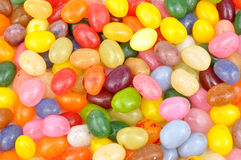 Jelly Beans Background Royalty Free Stock Image