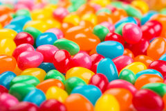 Jelly beans Stock Photography