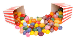 Jelly Beans Candy Royalty Free Stock Photography