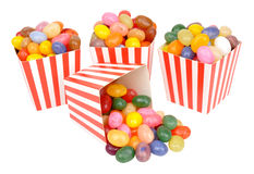 Jelly Beans Candy Royalty Free Stock Photos