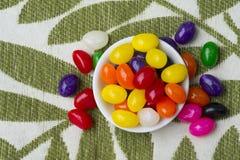 Jelly beans Stock Photos