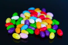Jelly Beans Royalty Free Stock Photo