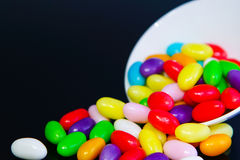 Jelly Beans Royalty Free Stock Image