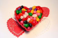 Jelly Beans Royalty Free Stock Photos