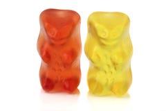 Jelly bears Stock Photography