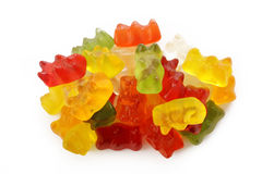 Jelly bears Stock Image