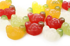 Jelly bears Stock Images