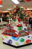 Jelly Belly Display, prairie agréable, le Wisconsin photos stock