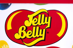 Jelly Belly Logo Royalty Free Stock Photo