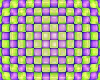 Jelly blocks. A background of jelly like blocks Royalty Free Stock Photo