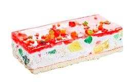 Jelly cake Stock Image