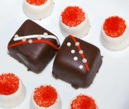 Jelly Cakes Royalty Free Stock Photo