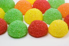Jelly candies Stock Image
