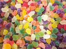 Jelly Candies Fotografia Stock