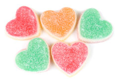 Jelly candies Stock Photos