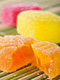 Jelly Candies Fotografie Stock Libere da Diritti
