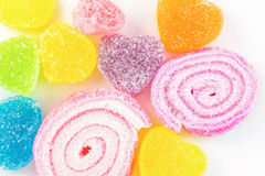Jelly candies Royalty Free Stock Image