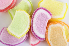 Jelly candies Stock Images