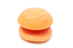 Jelly candies isolated Royalty Free Stock Photos