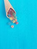 Jelly candies Stock Photography