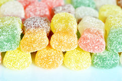Jelly candies Royalty Free Stock Photos