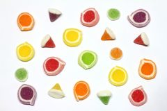 Jelly Candy Royalty Free Stock Images