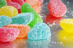 Jelly candy Stock Images