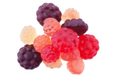 Jelly candy Stock Photography