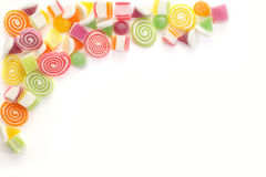 Jelly candy background Royalty Free Stock Photo