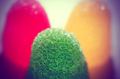 Jelly candy. Royalty Free Stock Photo