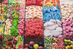 Jelly candy Stock Photos