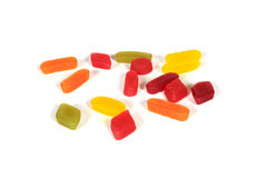 Jelly candy Stock Image