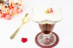 Jelly Chocolate, Granaatappel, Kers, Kiwi, Melk Stock Afbeelding