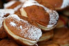 Jelly donuts Stock Photo